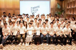 ホワイトプラス 10周年パーティー